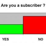 S1 01 Do you subscribe