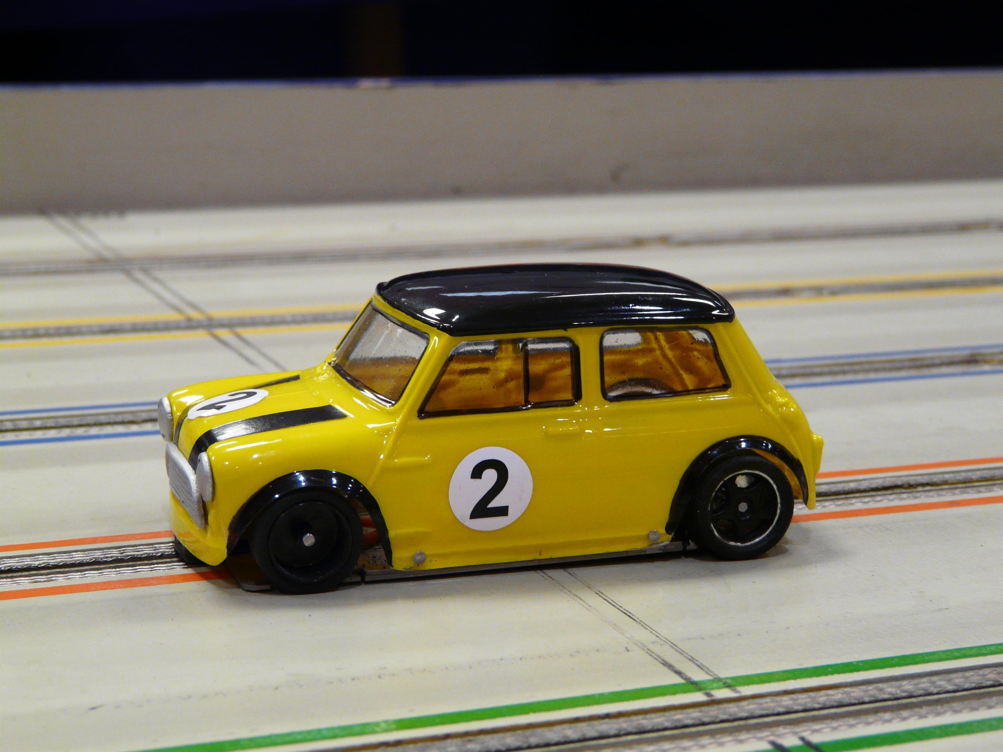 Hunts slot car club